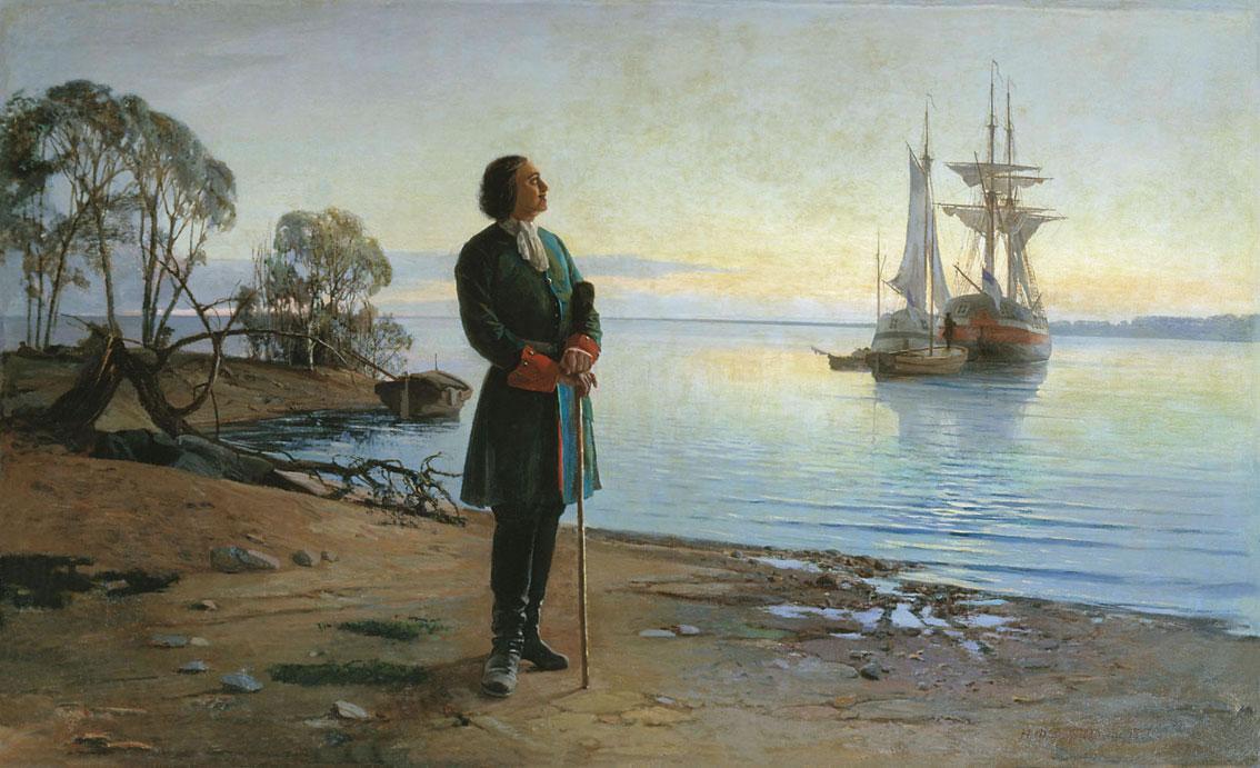 О Петербурге Основание Санкт Петербурга