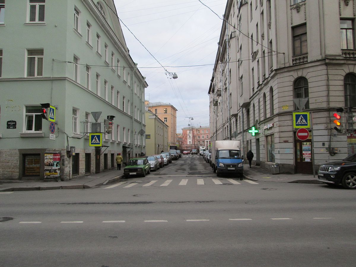 001Volokolamsky Lane (St.Petersburg)