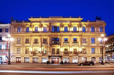 Гостиница Radisson Royal Hotel (Рэдиссон Роял)